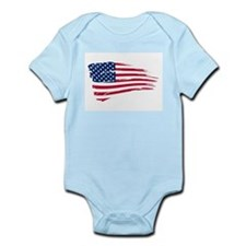 USA Pride Infant Bodysuit