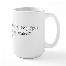 Gandhi qoute Mug
