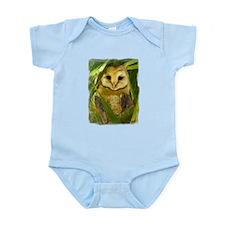 Palm Tree Owlet Infant Bodysuit