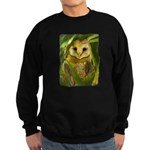Palm Tree Owlet Sweatshirt (dark)
