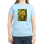 Palm Tree Owlet Women's Light T-Shirt