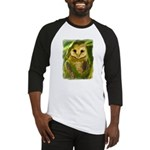 Palm Tree Owlet Baseball Jersey