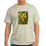 Palm Tree Owlet Light T-Shirt