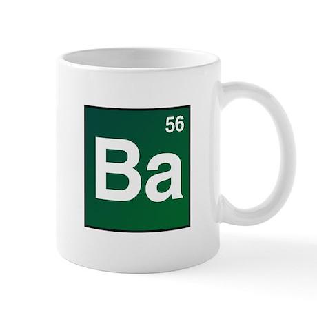 Br Ba Standard Coffee Mug