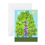 Evolution Greeting Cards (Pk of 10)