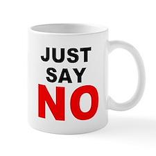 No to Drugs Mug