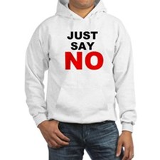 No to Drugs Hoodie