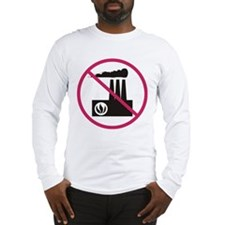 Pollution Long Sleeve T-Shirt