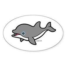Dolphin (2) Decal