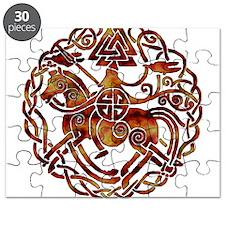 Sleipnir, Fire Puzzle