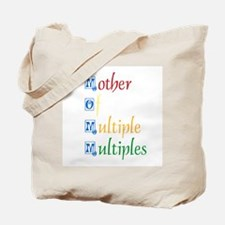 Mother of Multiple Multiples Tote Bag