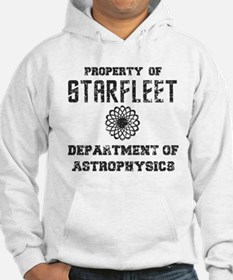 Star Trek Dept of Astrophysics Hoodie