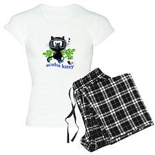 scuba kitty Pajamas
