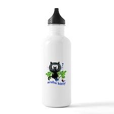 scuba kitty Sports Water Bottle