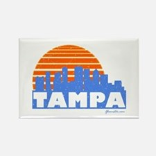 Tampa Pride Rectangle Magnet