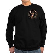 Born To Hunt Whitetails Sweatshirt