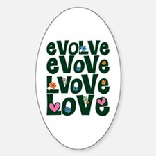 Evolve Whimsical Love Decal
