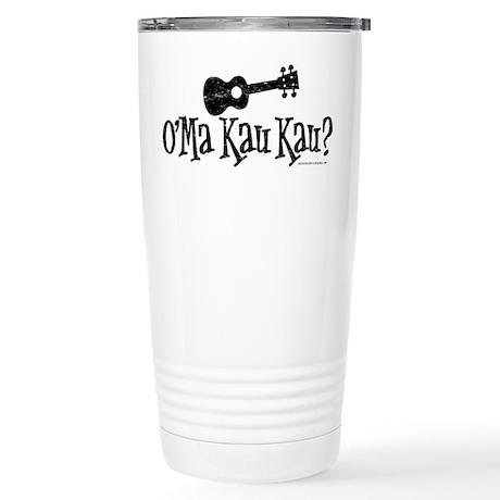 O'Ma Kau Kau Stainless Steel Travel Mug