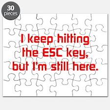 Esc Key Puzzle