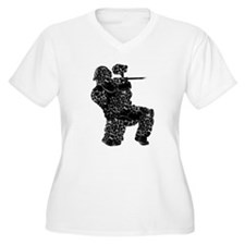 Paintball Apparel, Vintage T-Shirt
