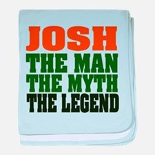 JOSH - The Legend baby blanket