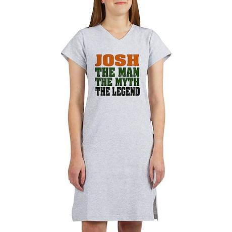 JOSH - The Legend Women's Nightshirt
