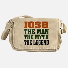 JOSH - The Legend Messenger Bag