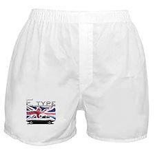 Cute Race flag Boxer Shorts