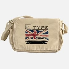 Cute Jagger Messenger Bag