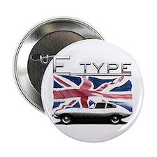 """Cute British cars 2.25"""" Button"""