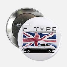 "Cute Jaguar 2.25"" Button"