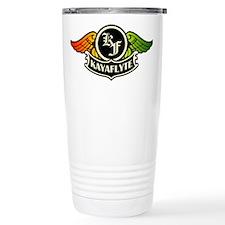 Cute Reggae logo Travel Mug