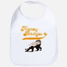 TEAM Honey Badger Vintage Bib