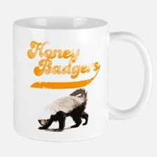 TEAM Honey Badger Vintage Mug