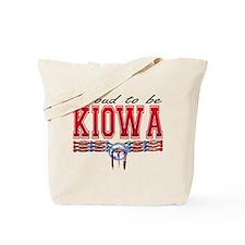 Proud to be Kiowa Tote Bag