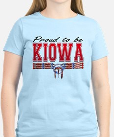 Proud to be Kiowa T-Shirt