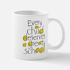 Every Child Deserves Mug