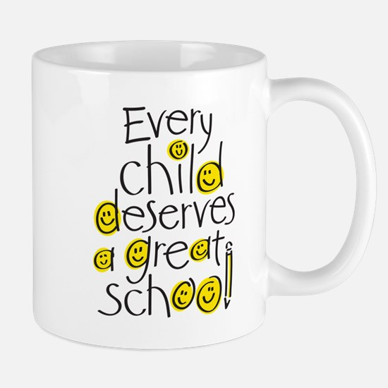 Every Child Deserves Mug