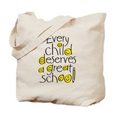 Every Child Deserves Tote Bag