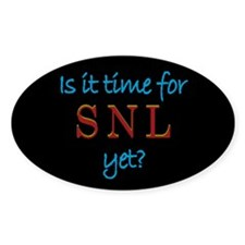 Time For SNL? Decal