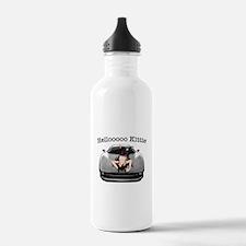XJ220 Helloooo Kittie Water Bottle