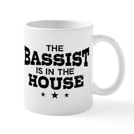 Funny Bassist Mug