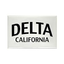 Delta California Rectangle Magnet