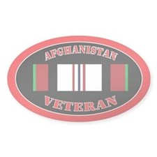 Afghanistan Veteran Decal