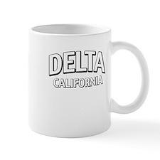 Delta California Mug