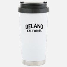 Delano California Stainless Steel Travel Mug