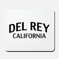 Del Rey California Mousepad