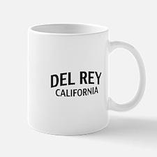 Del Rey California Mug