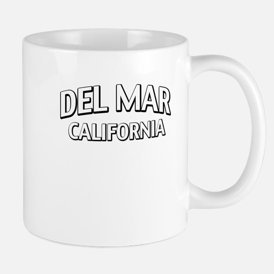 Del Mar California Mug