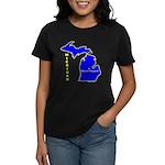 MI-Mt. Pleasant Women's Dark T-Shirt